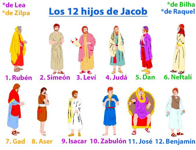 12 hijos