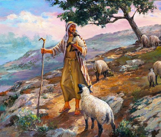Moisés pastor