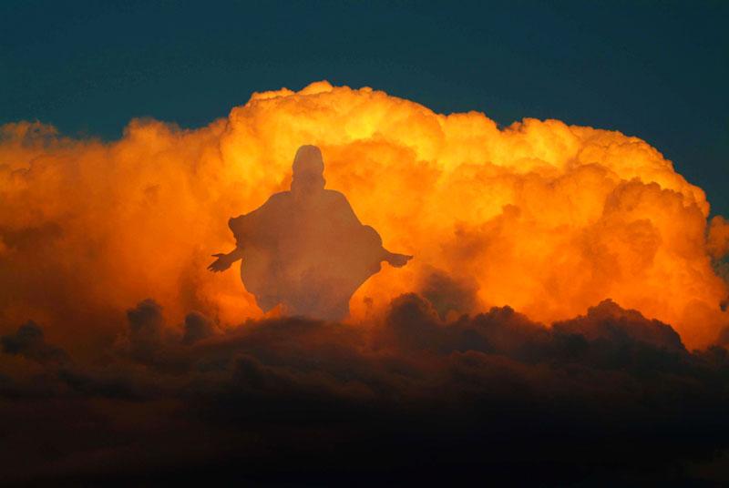 Cristo nube