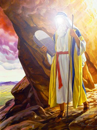 Moisés rostro